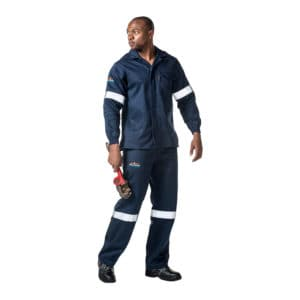 Dromex D59 Flame & Acid Conti Suit Fire Resistant Workwear
