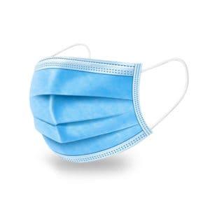 3 PLY Disposable Face Mask Coronavirus