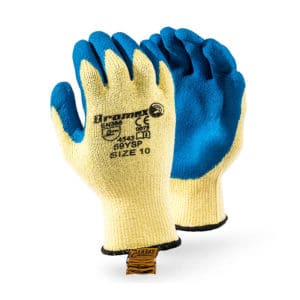 Dromex Cut5 Latex Coated Gloves Cut resistant
