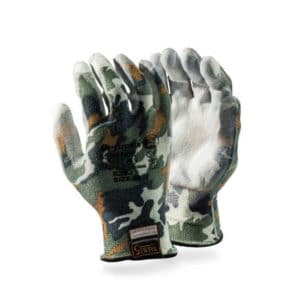 Dromex Cut5 Camo Gloves Safety Gloves Cut Resistant