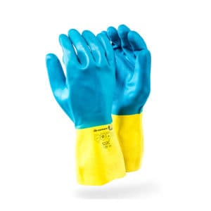 Dromex Orion Neoprene Glove Chemical Rubber Hand Protection
