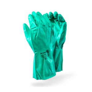 Chemical Nitrile Glove Dromex Chemical Resistant Hand Protection