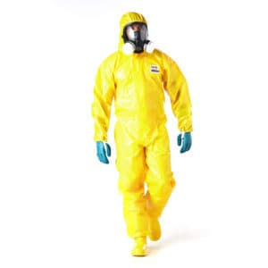 Dromex Promax C4000 Chemical Disposable Coverall Acid Resistant