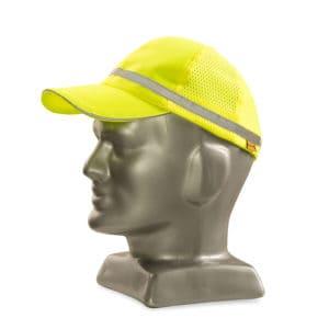 Dromex Reflective Baseball Cap Fluorescent Yellow
