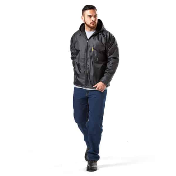 Dromex Storm Lite Windbreaker Jacket Black