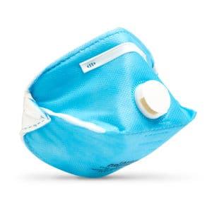 N95 NIOSH approved Flat Fold Dust Mask, , coronavirus mask
