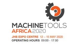 Machine Tools 2020 logo