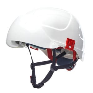 Dromex 28 cal Arc Flash ErgoS Intec Helmet & Visor with Chin Strap