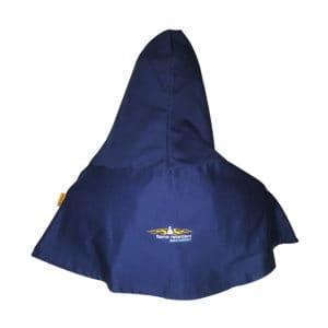 Dromex D59 Welders Hood Flame Retardant & Acid Resistant Navy Blue 100% Cotton Satin Weave Fabric
